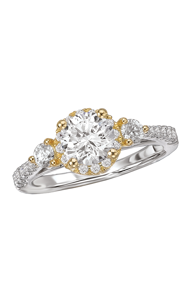 Romance Engagement Rings 117494-100TY product image