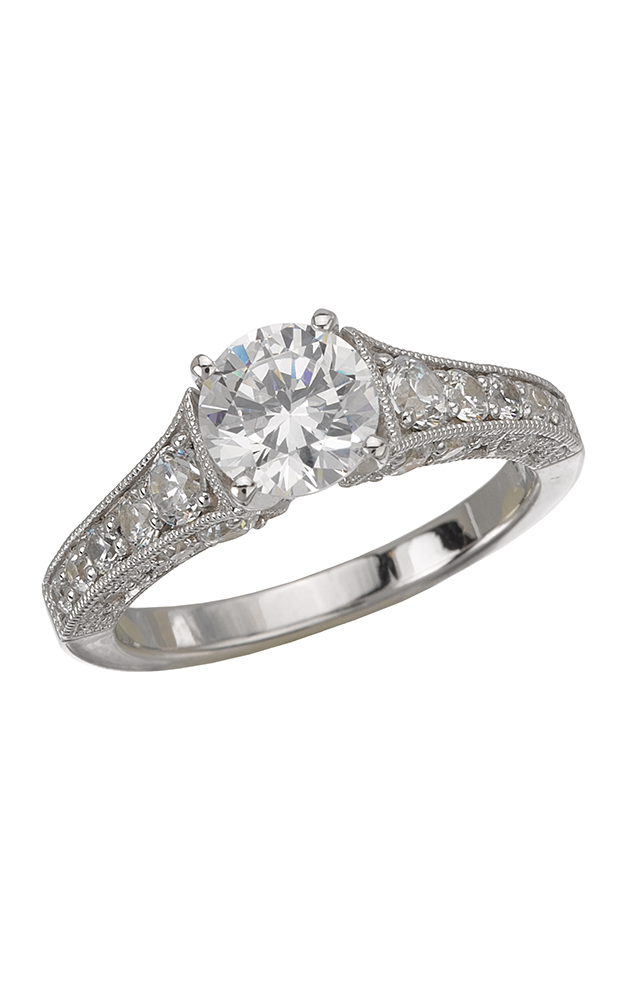 Romance Engagement Rings 117502-S product image