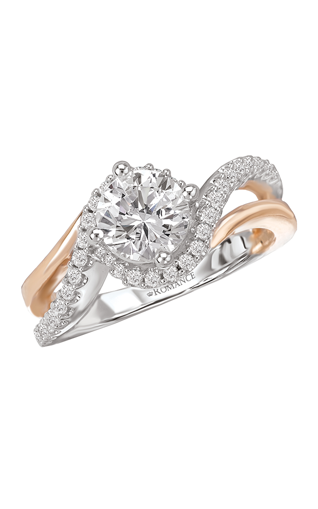 Romance Engagement Rings 117508-100TR product image