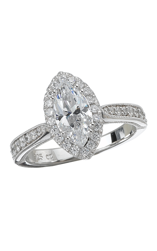Romance Engagement Rings 117518-100 product image