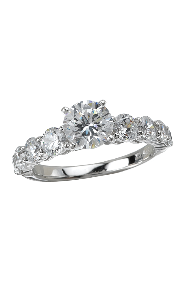Romance Engagement Rings 117521-S product image