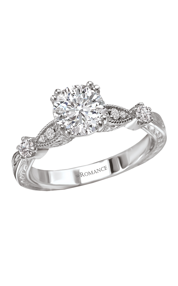 Romance Engagement Rings 117527-100 product image