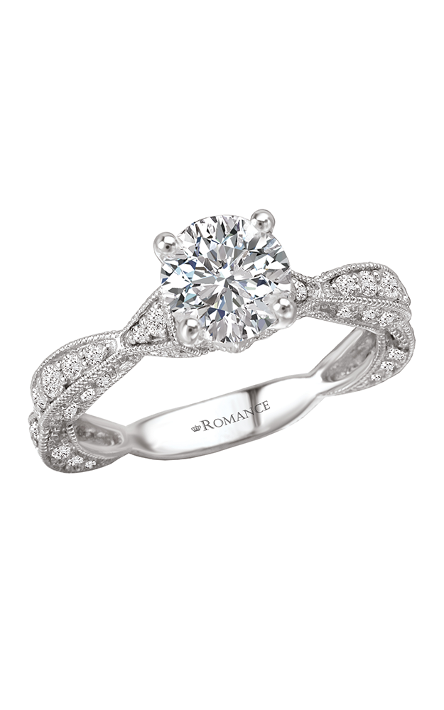 Romance Engagement Rings 117529-100 product image