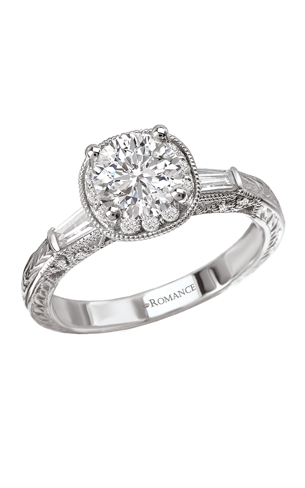 Romance Engagement Rings 117535-100 product image