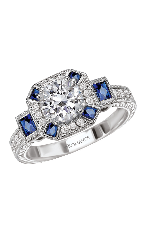 Romance Engagement Rings 117538-100 product image