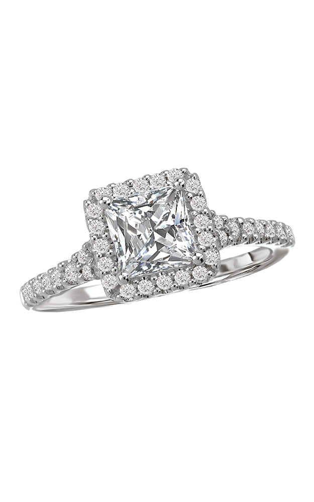 Romance Engagement Rings 117549-100TR product image