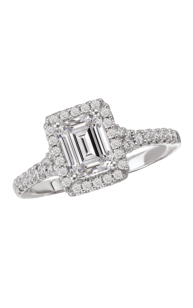 Romance Engagement Rings 117551-100 product image