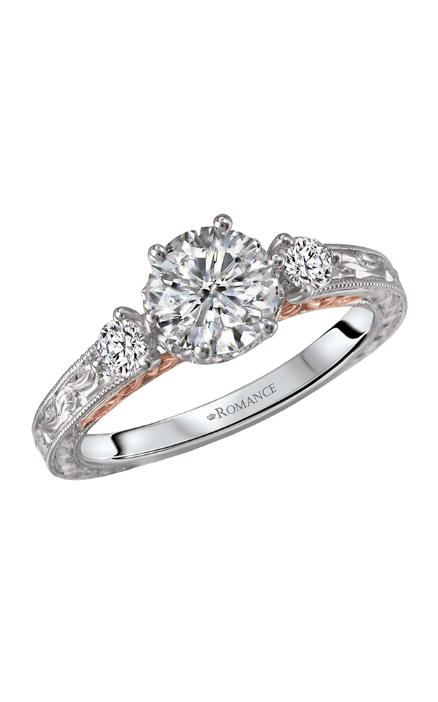 Romance Engagement Rings 117556-100TR product image