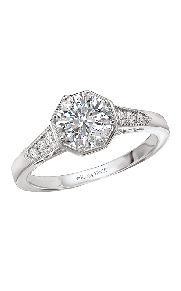 Romance Engagement Rings 117574-075 product image