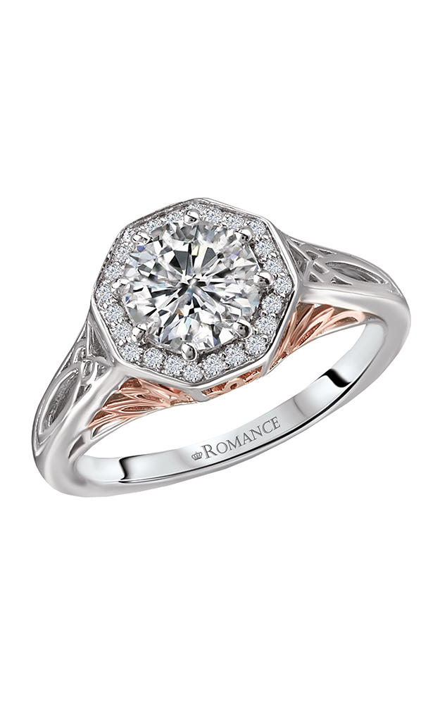 Romance Engagement Rings 117577-100TR product image