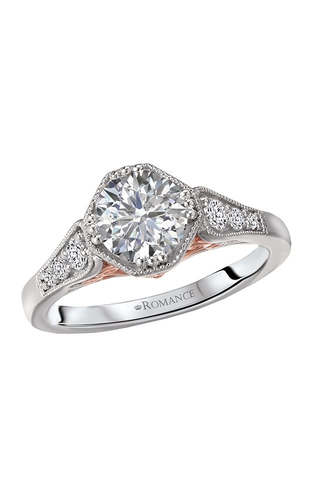 Romance Engagement Rings 117578-100TR product image