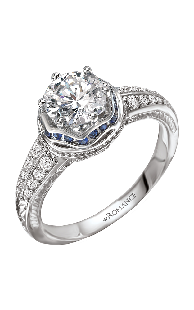 Romance Engagement Rings 117580-100 product image