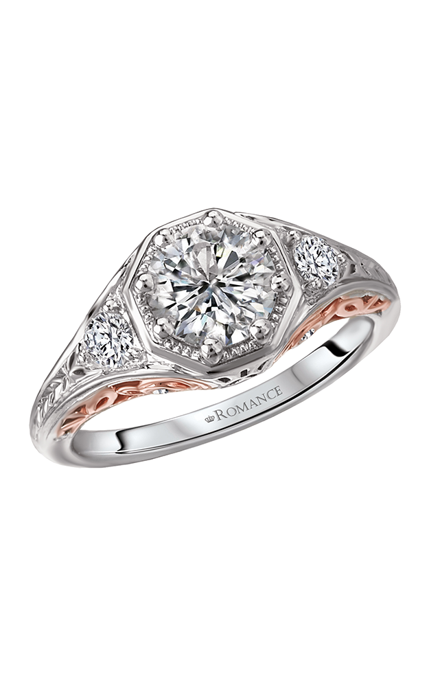 Romance Engagement Rings 117584-100TR product image