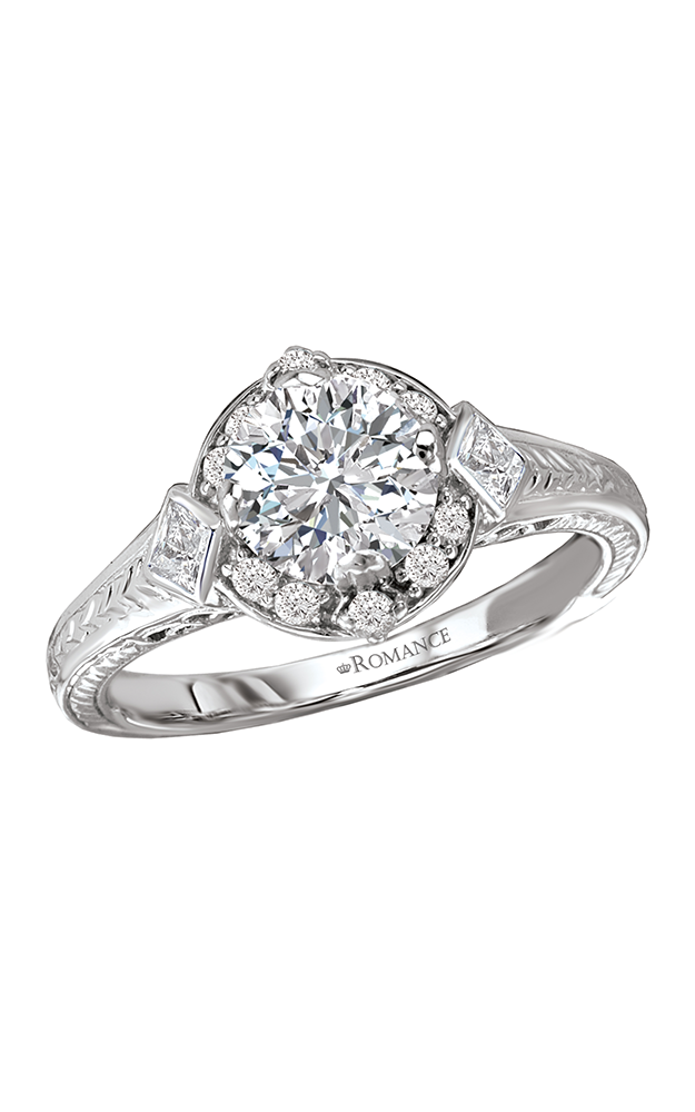 Romance Engagement Rings 117589-100 product image