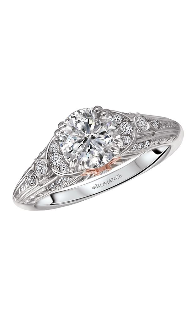 Romance Engagement Rings 117603-100TR product image