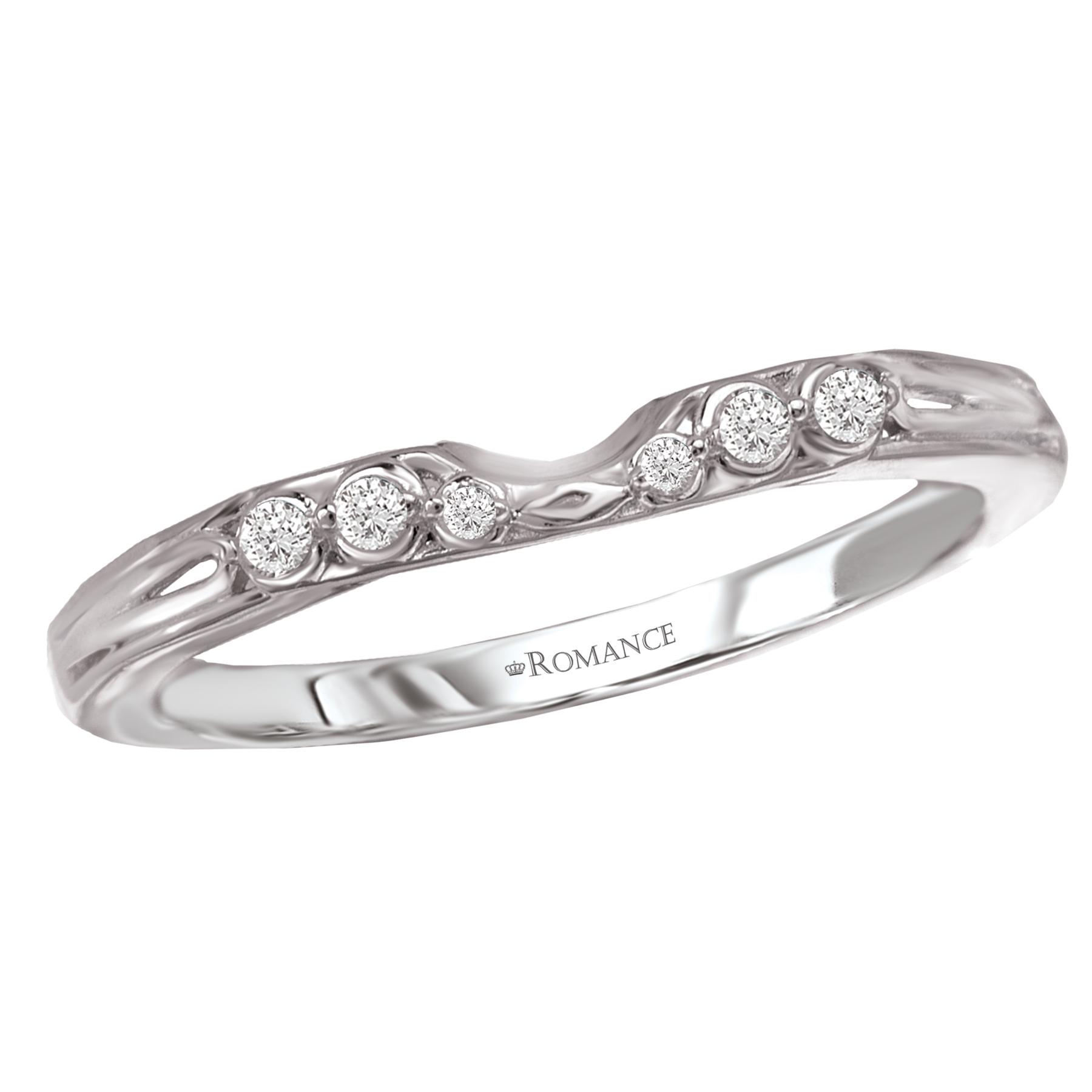 Romance Wedding Bands 117555-100W product image