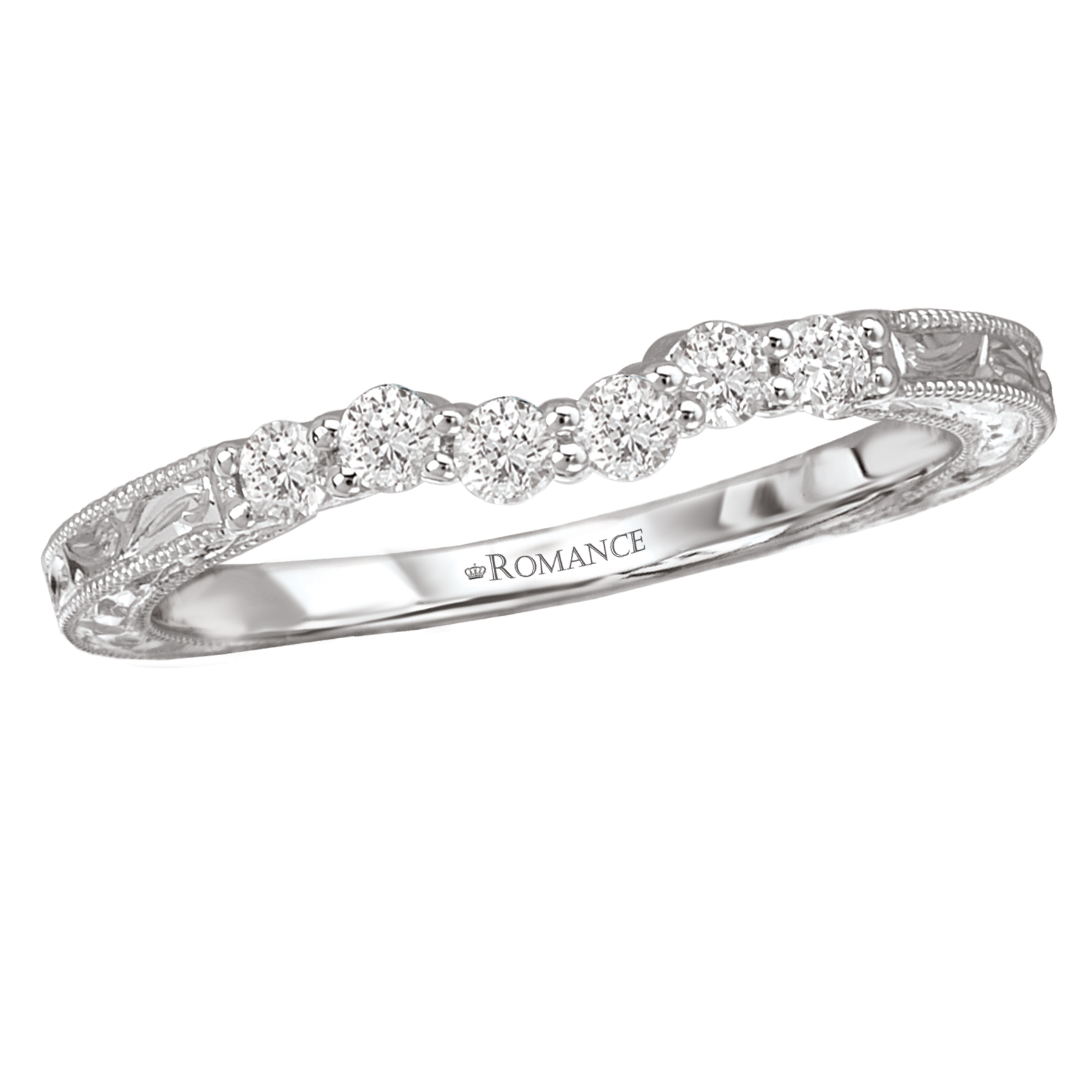 Romance Wedding Bands 117556-100W product image