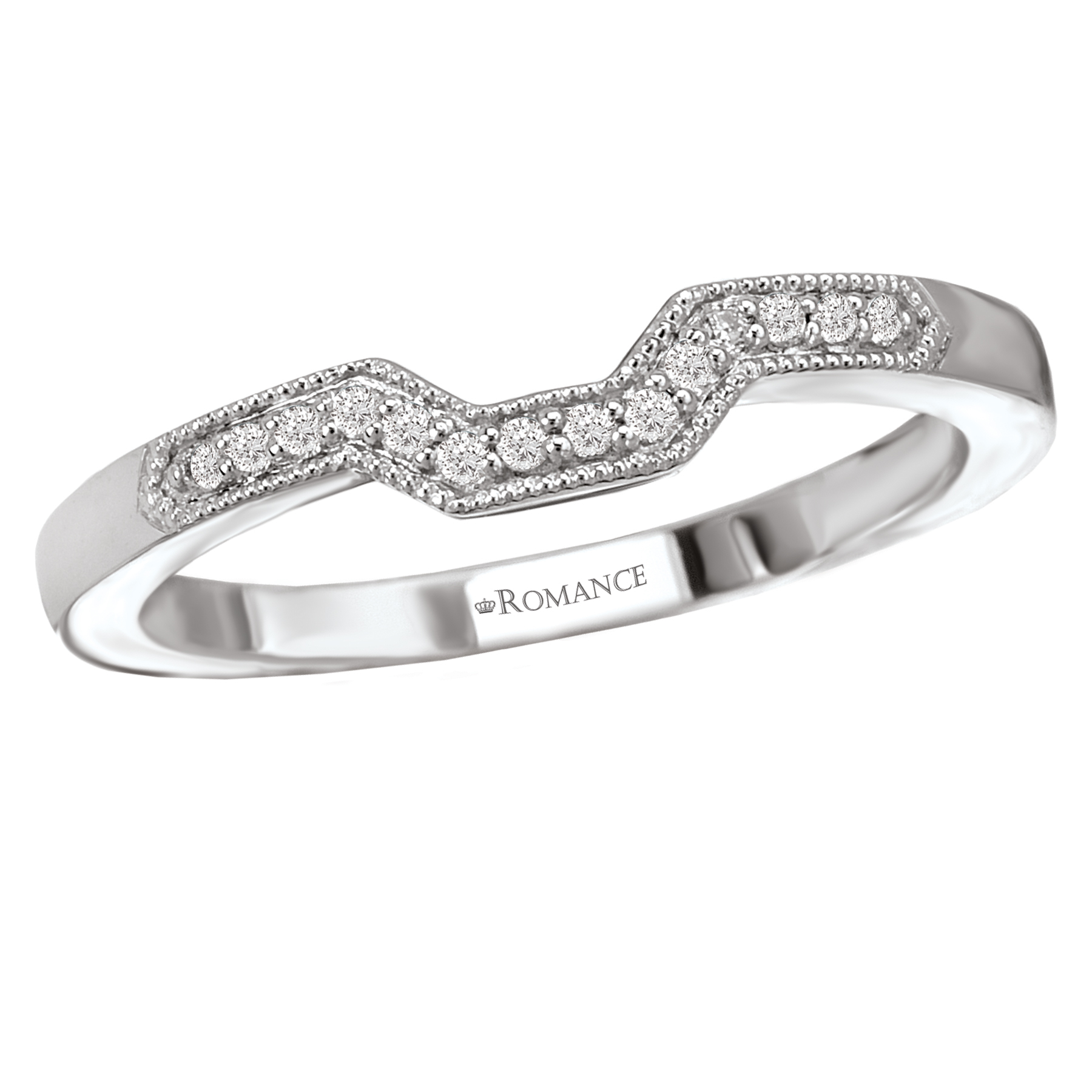 Romance Wedding Bands 117574-100W product image