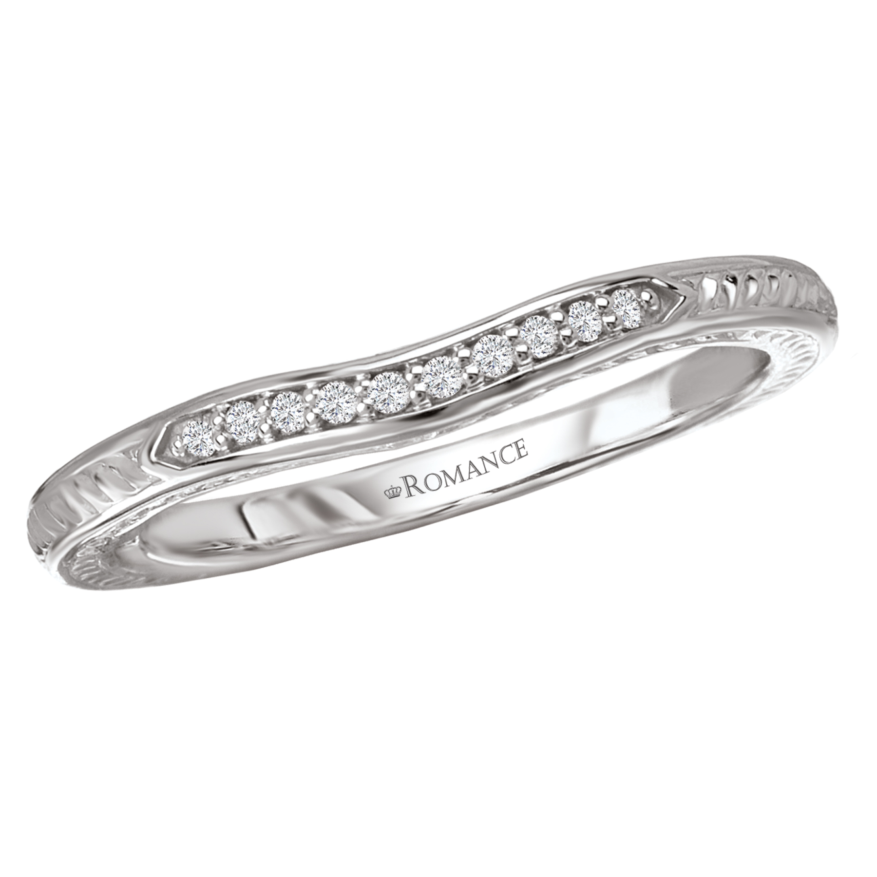 Romance Wedding Bands 117575-100W product image