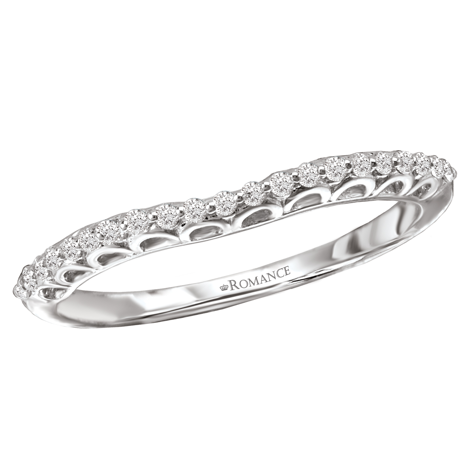 Romance Wedding Bands 117576-100W product image