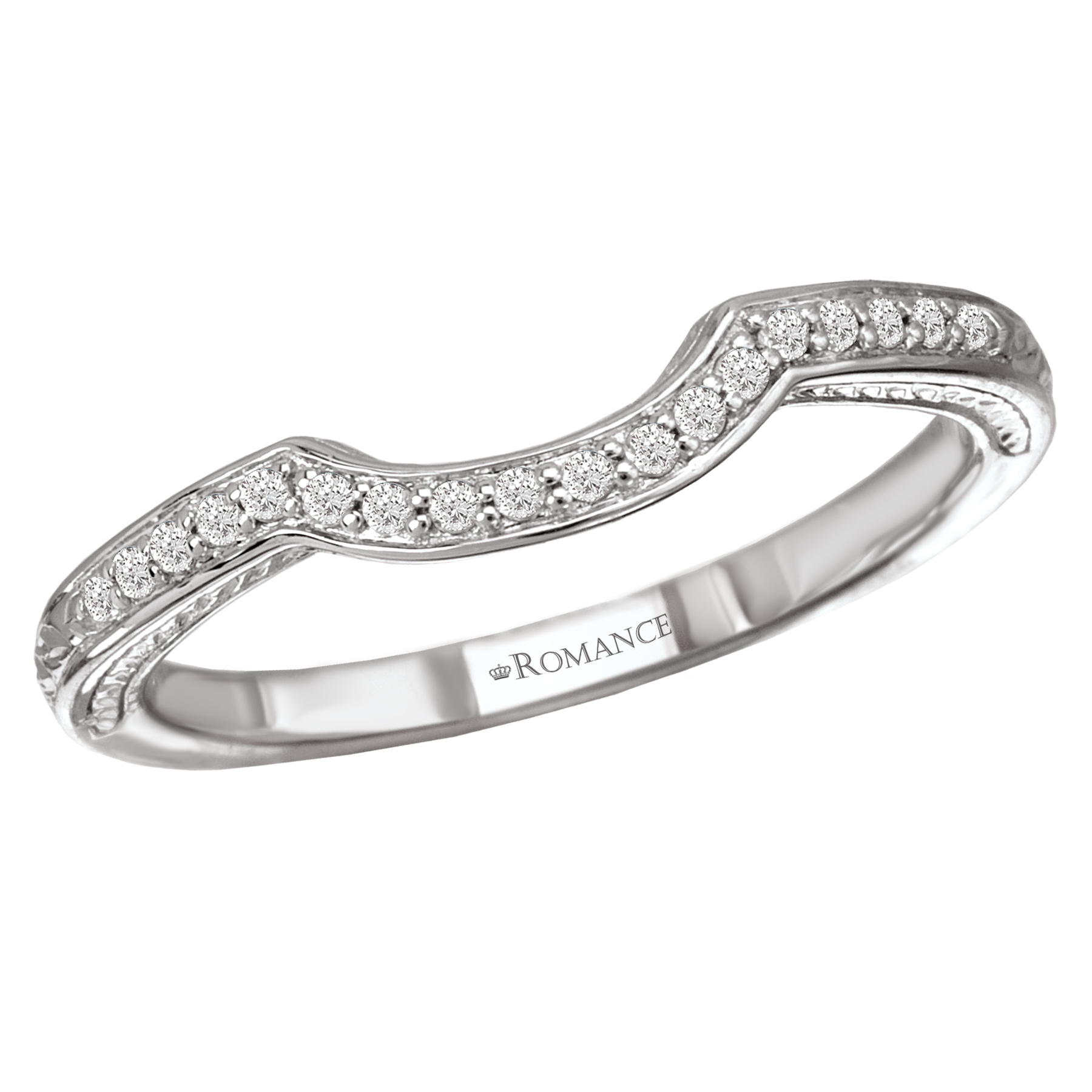 Romance Wedding Bands 117580-100W product image