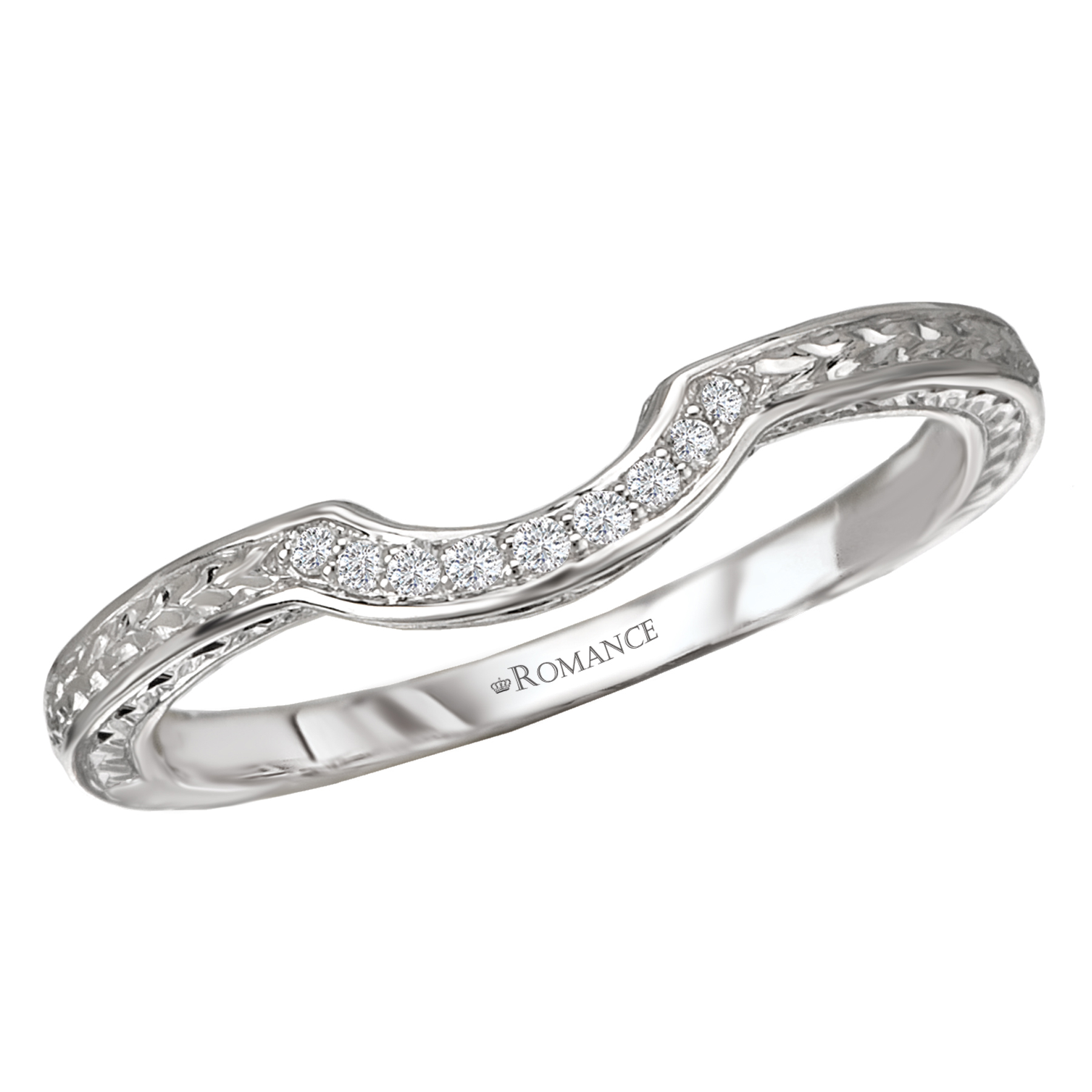 Romance Wedding Bands 117582-100W product image