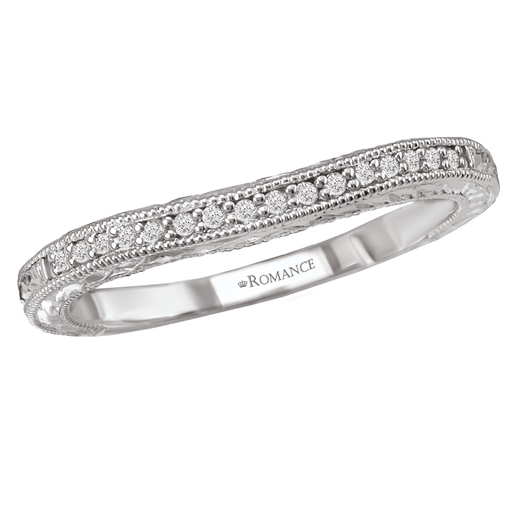 Romance Wedding Bands 117583-100W product image