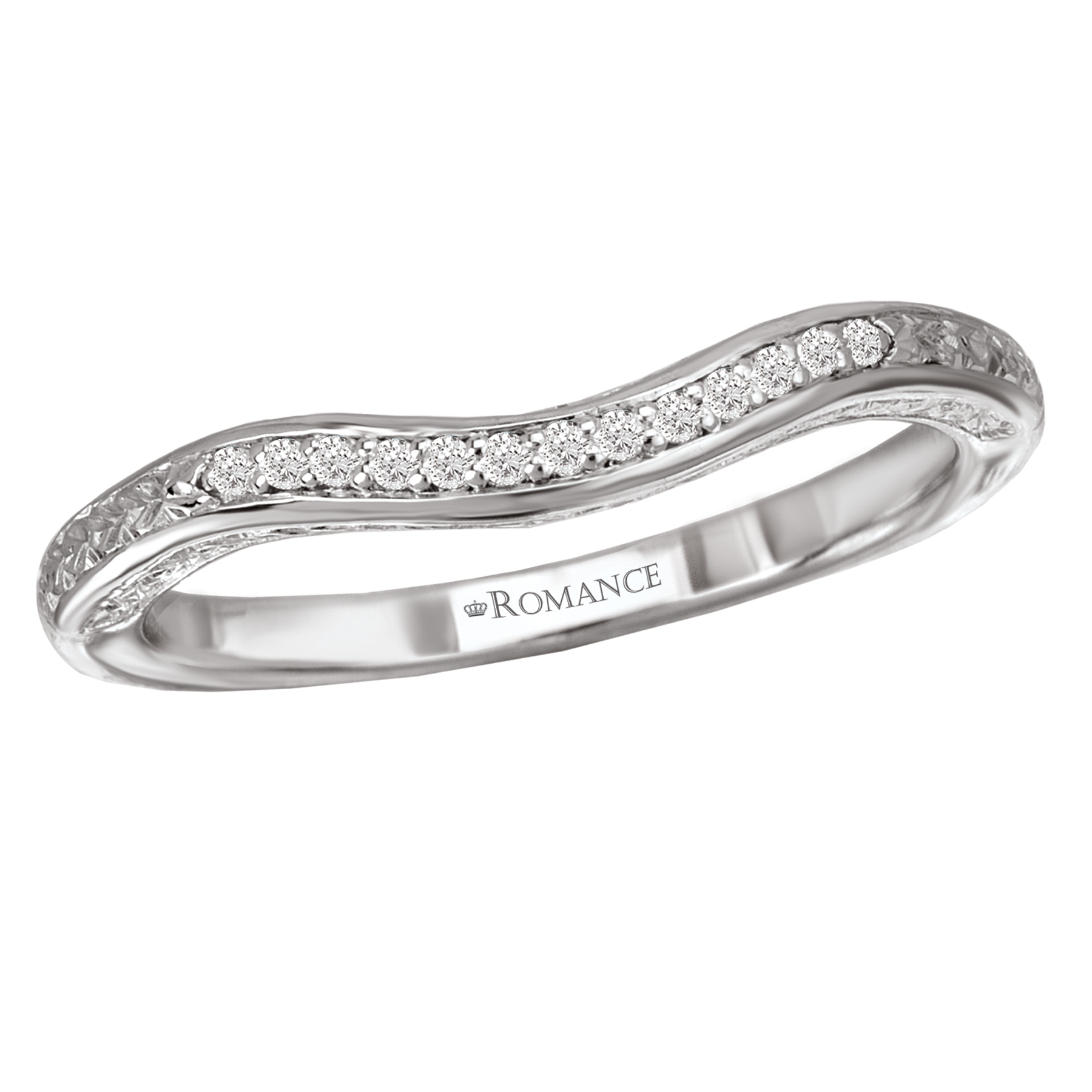 Romance Wedding Bands 117584-100W product image