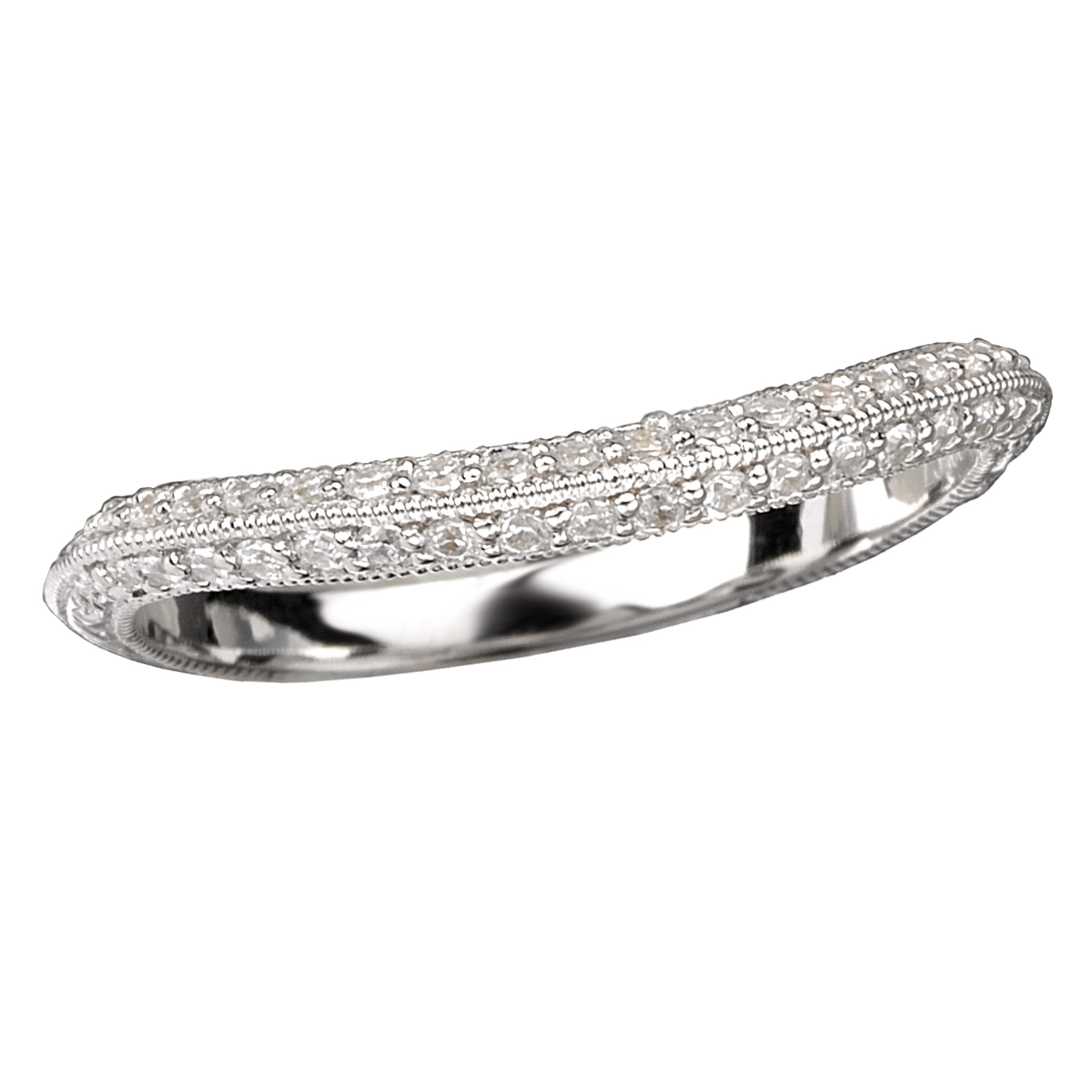 Romance Wedding Bands 117607-100W product image