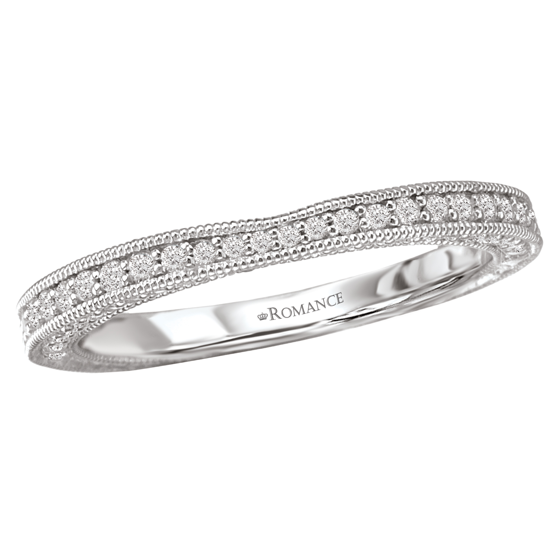 Romance Wedding Bands 117611-100W product image