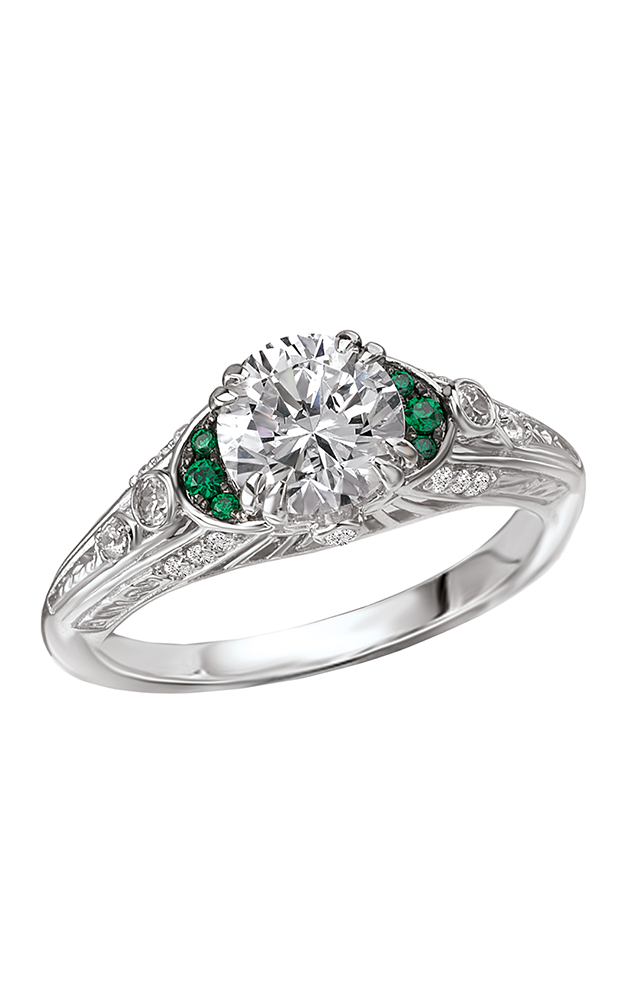 Romance Engagement Rings 117617-100 product image