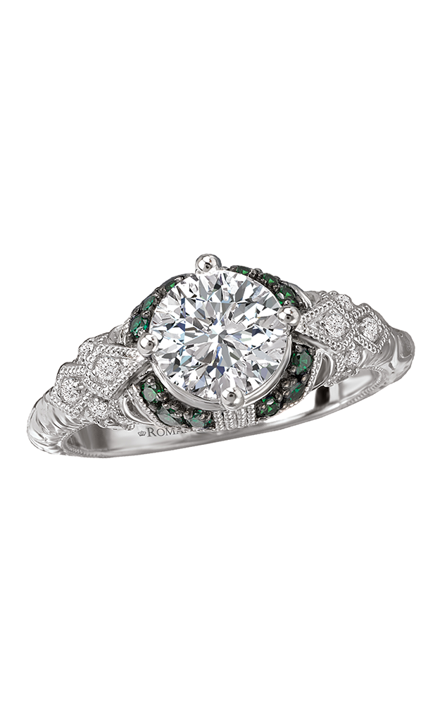 Romance Engagement Rings 117622-100 product image