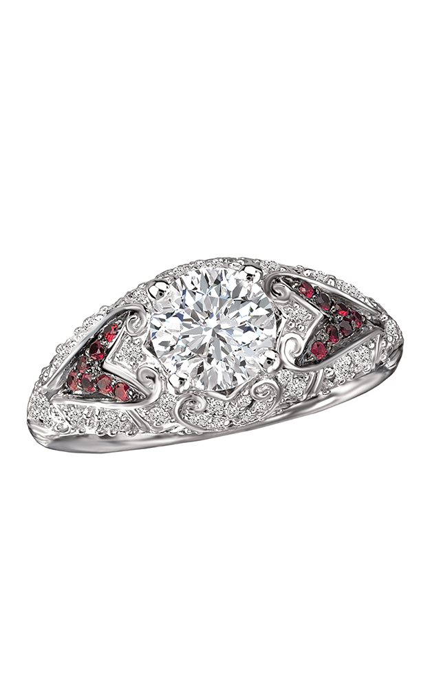 Romance Engagement Rings 117628-100 product image