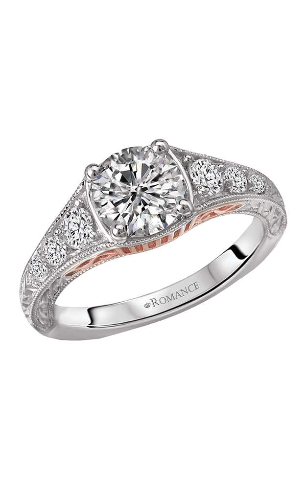 Romance Engagement Rings 117632-100TR product image