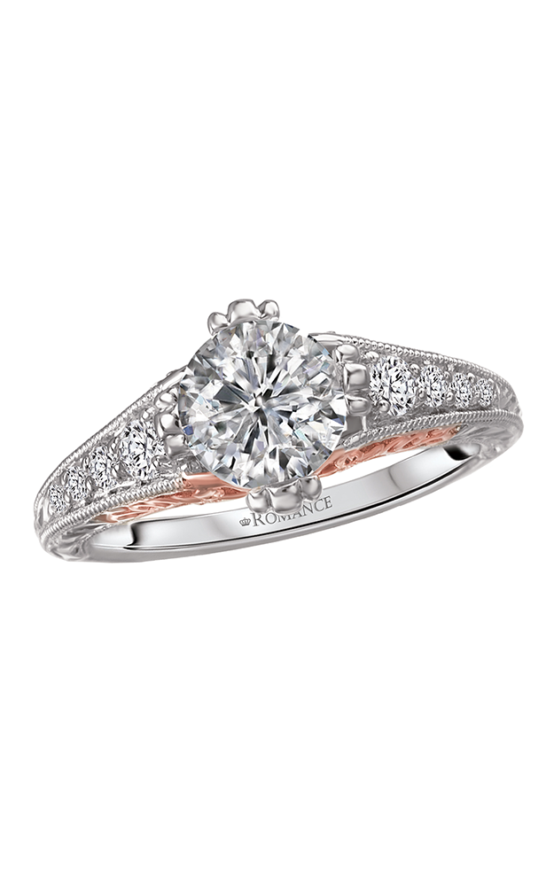 Romance Engagement Rings 117633-100TR product image