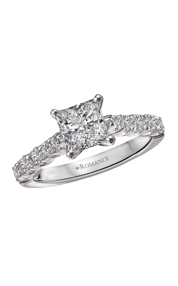 Romance Engagement Rings 117655-S product image