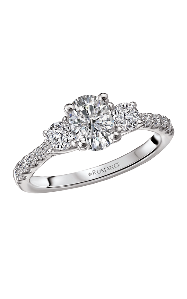 Romance Engagement Rings 117657-100 product image