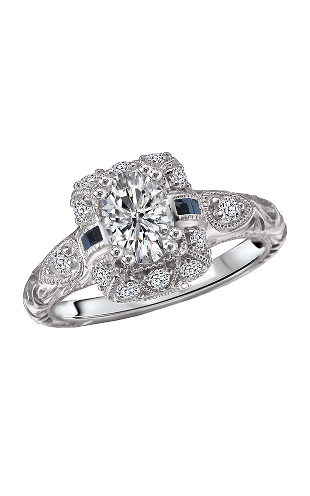 Romance Engagement Rings 117661-100 product image