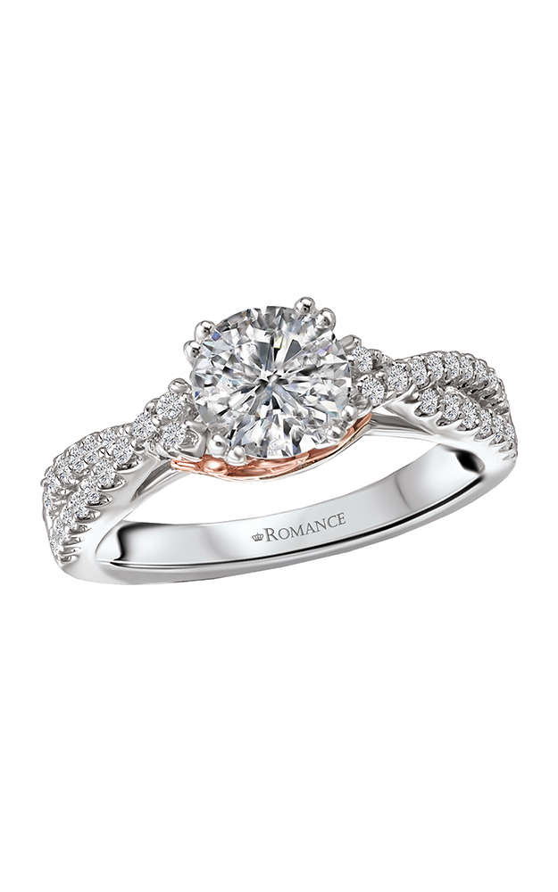 Romance Engagement Rings 117666-100TR product image