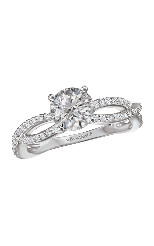 Romance Engagement Rings 117676-S product image