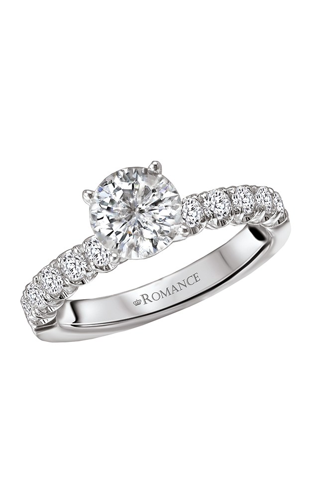 Romance Engagement Rings 117677-S product image