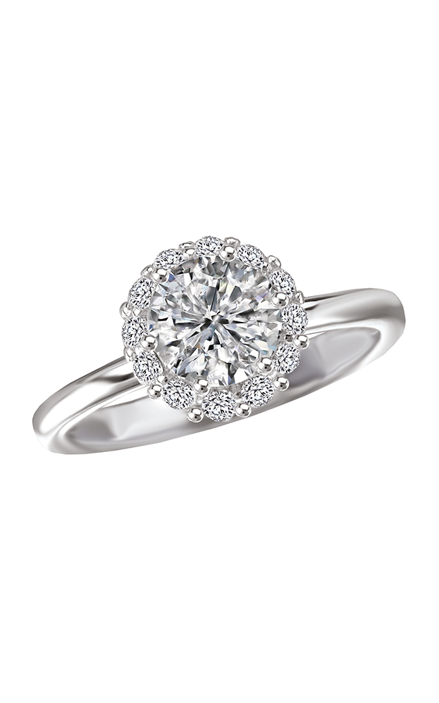 Romance Engagement Rings 117680-100 product image