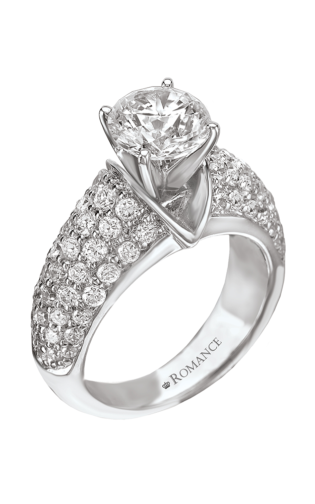 Romance Engagement Rings 117748-S product image