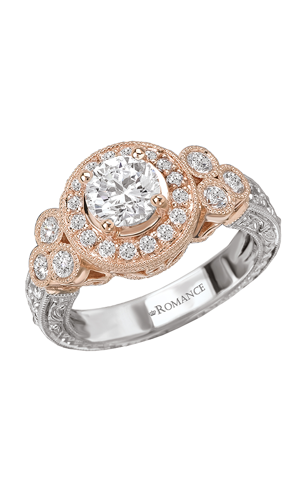 Romance Engagement Rings 117762-100TR product image