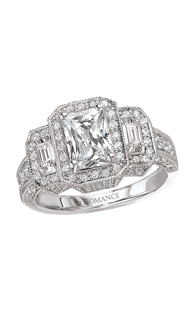 Romance Engagement Rings 117777-100 product image