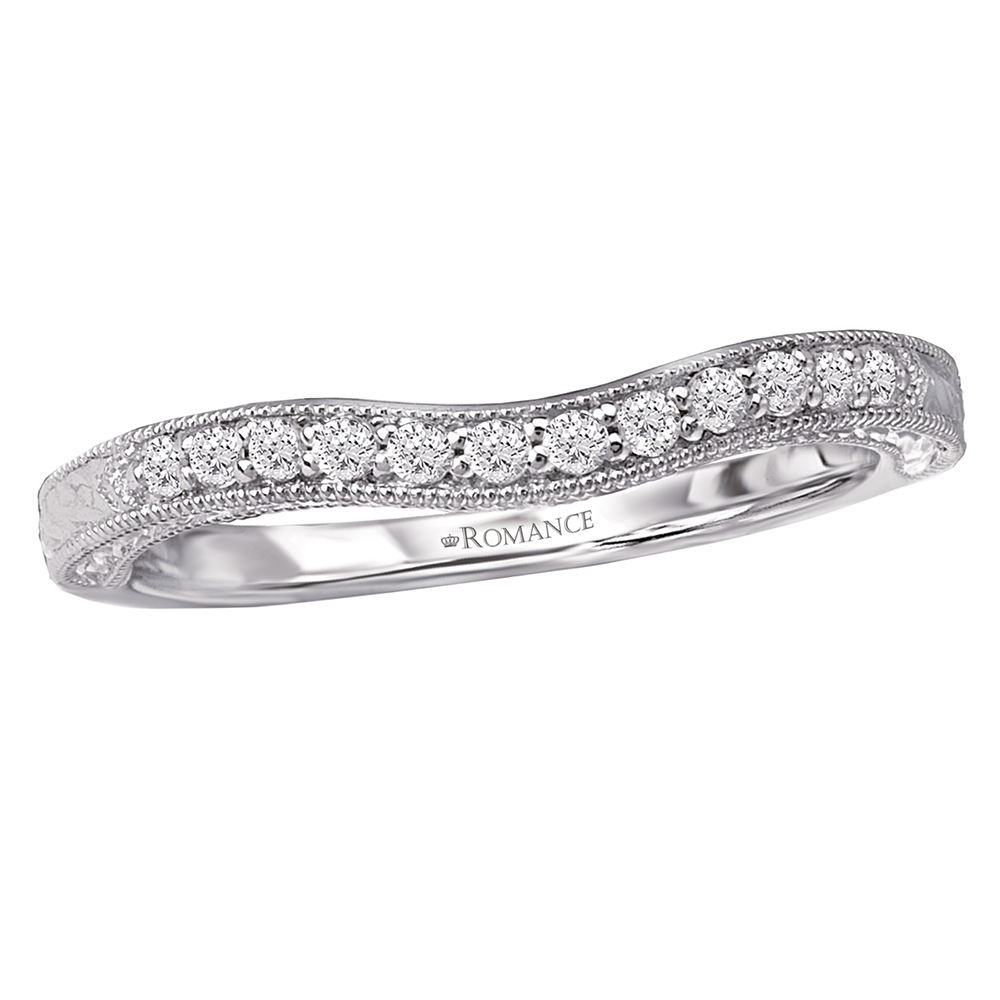 Romance Wedding Bands 117632-100W product image
