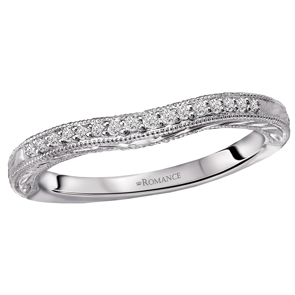 Romance Wedding Bands 117633-100W product image