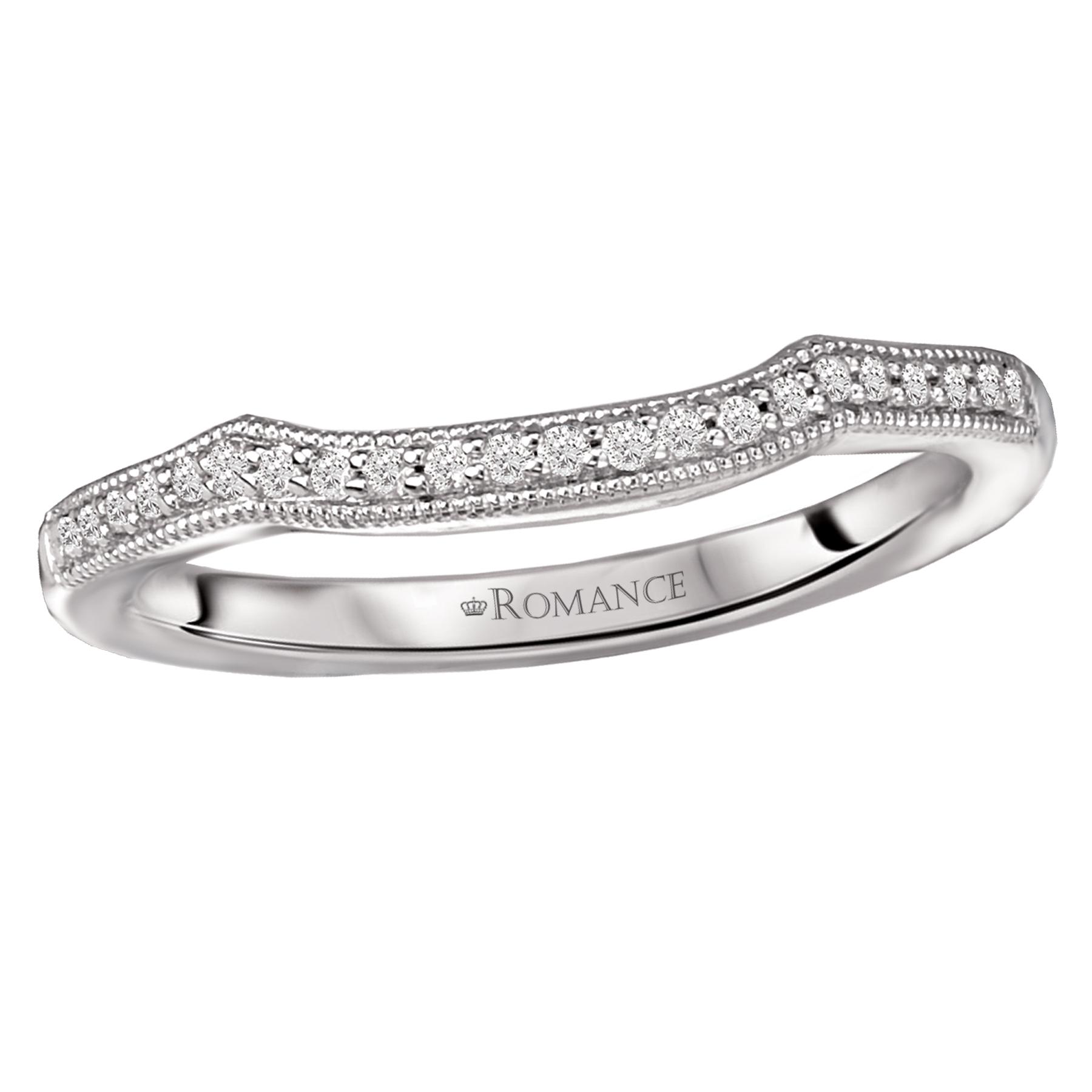 Romance Wedding Bands 117637-100W product image