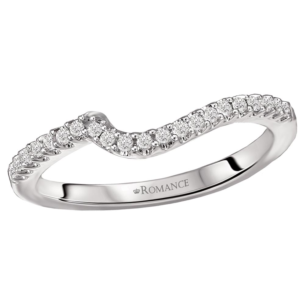 Romance Wedding Bands 117638-100W product image