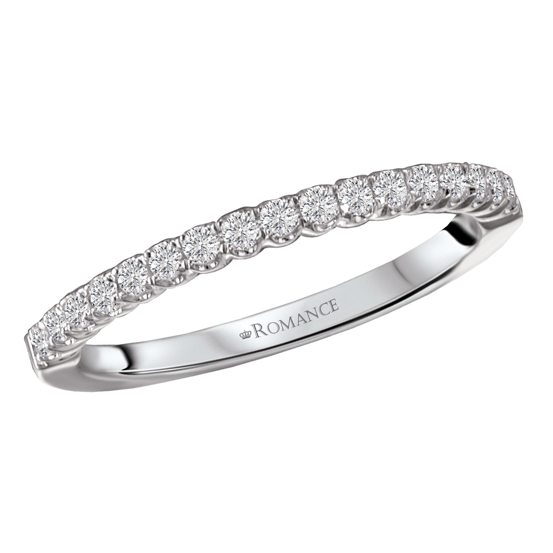Romance Wedding Bands 117646-W product image